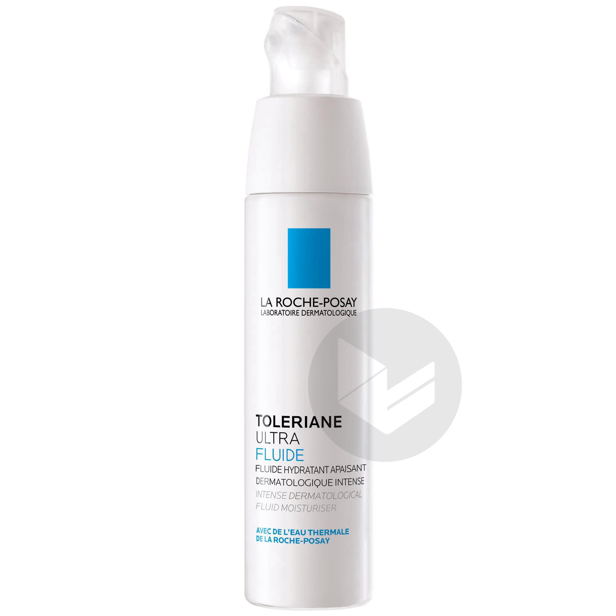 Toleriane Ultra Fluide Hydratant Apaisant Intense 40 Ml