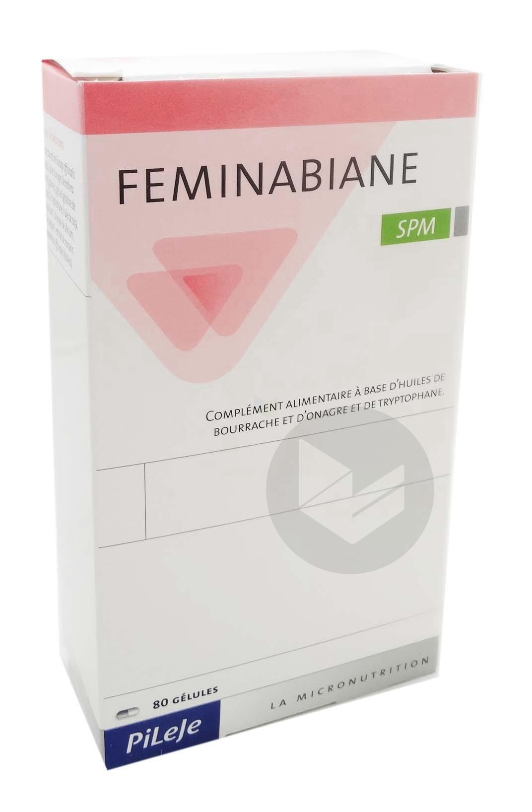 Feminabiane Spm Gel B 80