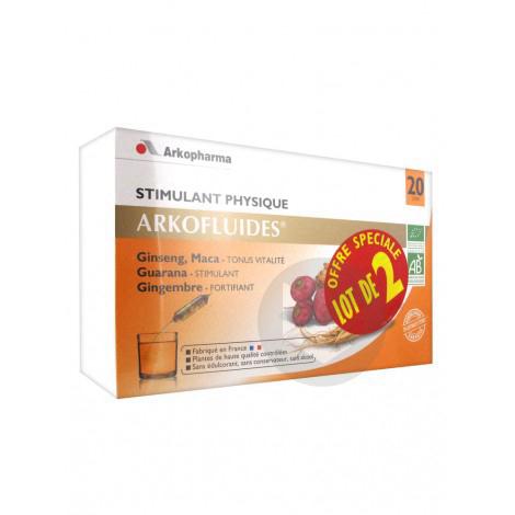 ARKOFLUIDE BIO S buv stimulant 2B/20Amp/15ml