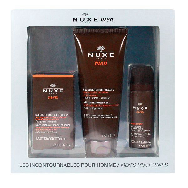 Coffret Noel Men Lessentiel
