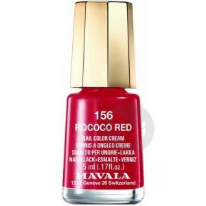 MAVALA V ongles rococo red mini Fl/5ml