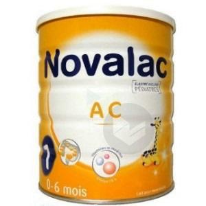 NOVALAC AC 2 Lait pdre B/800g