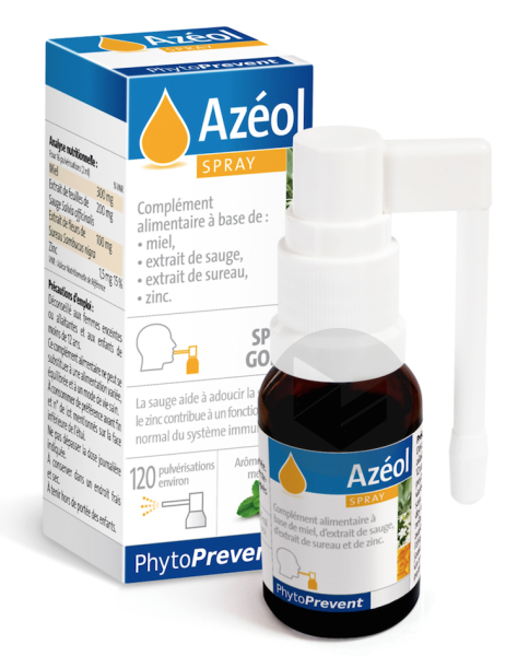 Azeol Sirop Fl 75 Ml
