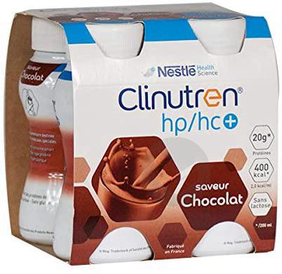 Clinutren Hp Hc Chocolat 200 Mlx 4