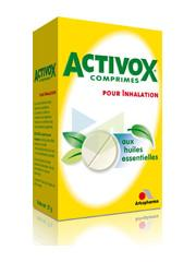 ACTIVOX Cpr inh B/20
