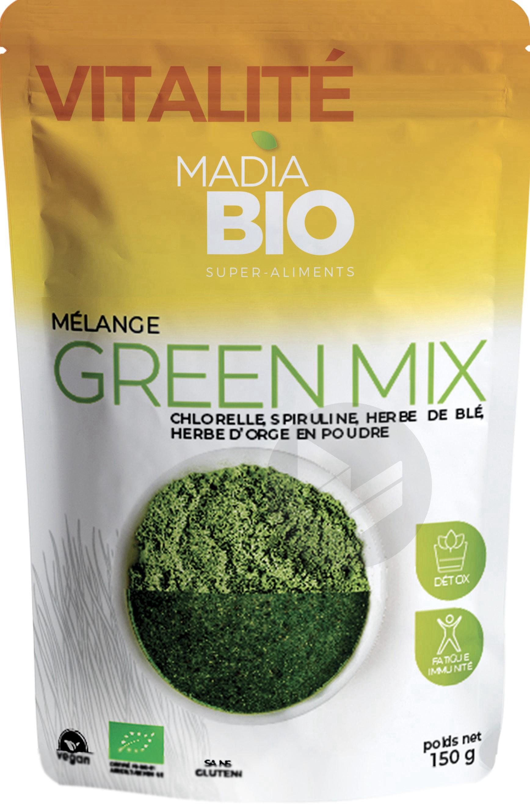Madia Bio Green Mix