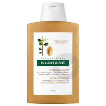 KLORANE CAPILLAIRE Shampooing Dattier du Désert Fl/25ml