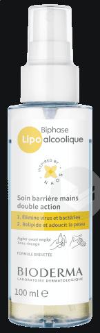 Biphase Lipo-Alcoolique 100ml