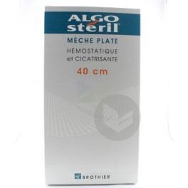 ALGOSTERIL Mèche plate 5x40cm B/16