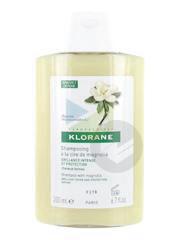 KLORANE CAPILLAIRE Shampooing Cire de Magnolia Fl/200ml