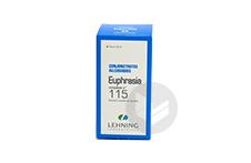 COMPLEXE LEHNING EUPHRASIA N° 115 Solution buvable (Flacon de 30ml)