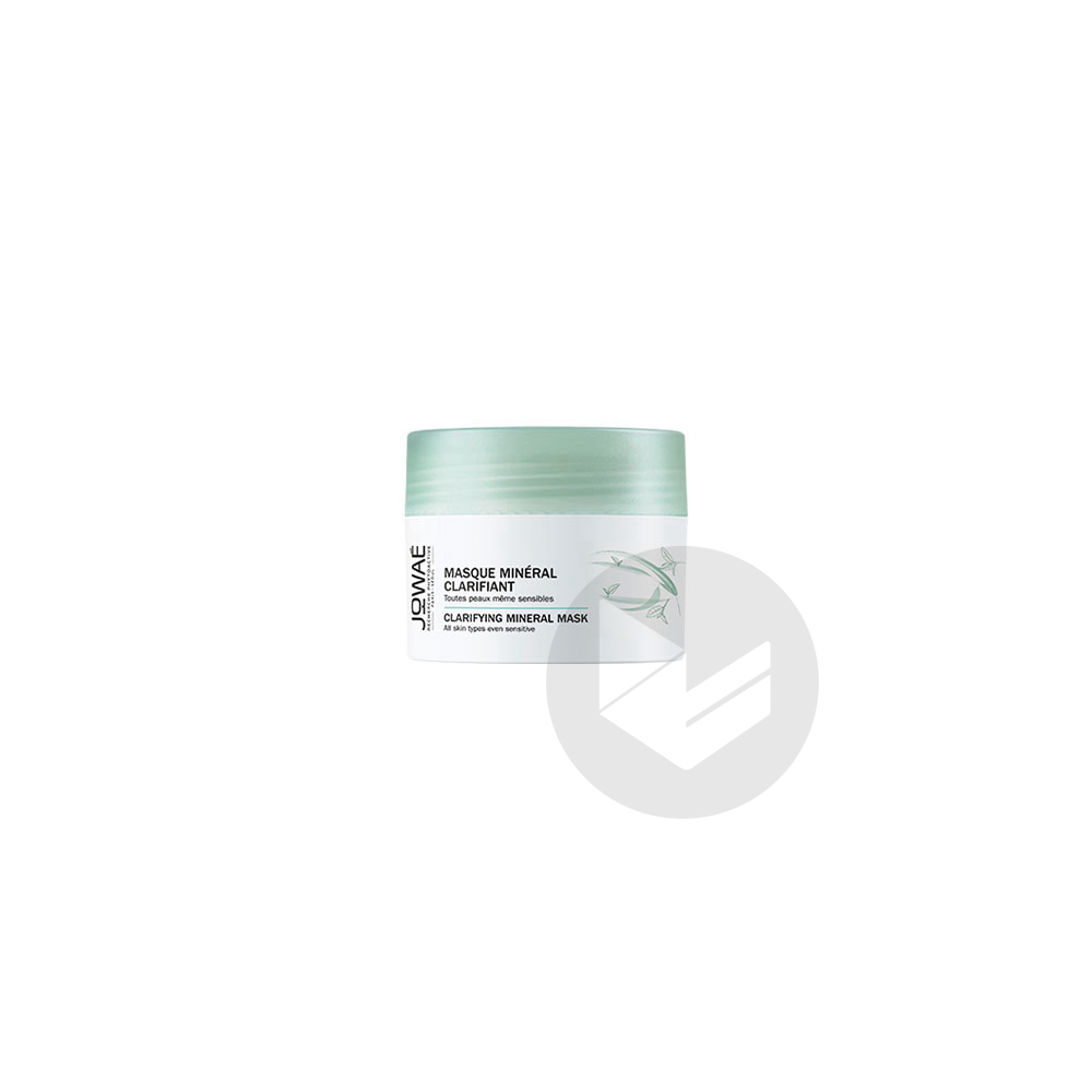 Masque Mineral Clarifiant 50 Ml