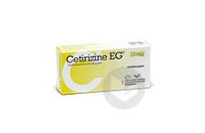Eg 10 Mg Comprime A Sucer Plaquette De 7