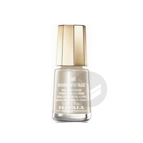 V Ongles Khaki Vintage Mini Fl 5 Ml