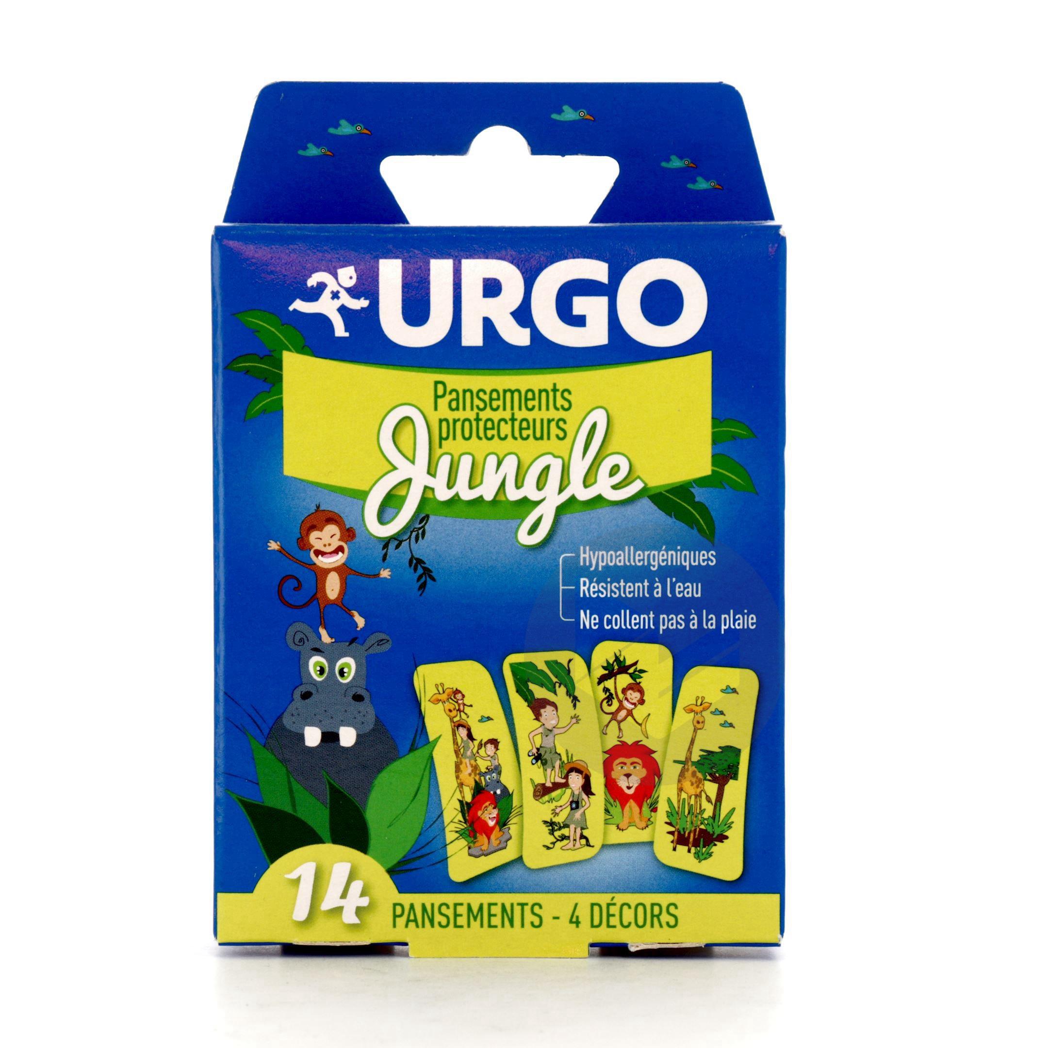 Pansement Jungle x14