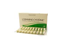 LOBAMINE CYSTEINE Gélules (Boîte de 60)