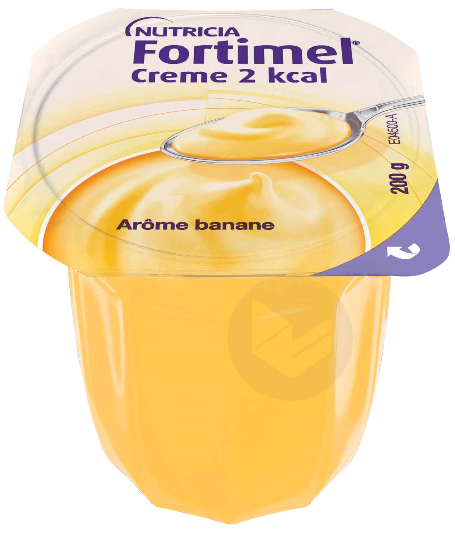 Fortimel Crème 2 kcal Banane 200 g