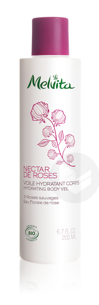 Voile Hydratant Corps 200 Ml