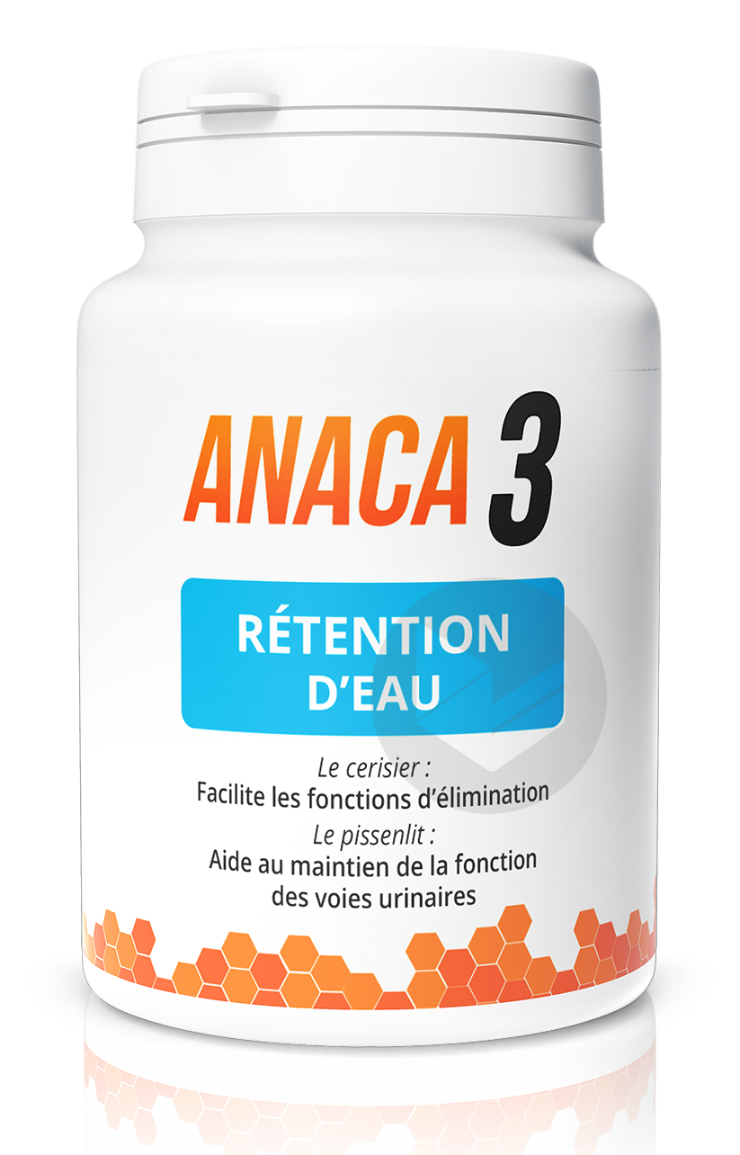 Anaca 3 Retention Deau