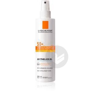 ANTHELIOS XL SPF50+ Spray Fl pompe/200ml+Posthelios offert 100ml