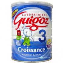 GUIGOZ CROISSANCE Lait pdre B/800g