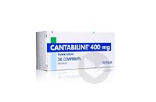 CANTABILINE 400 mg Comprimé (Boîte de 30)