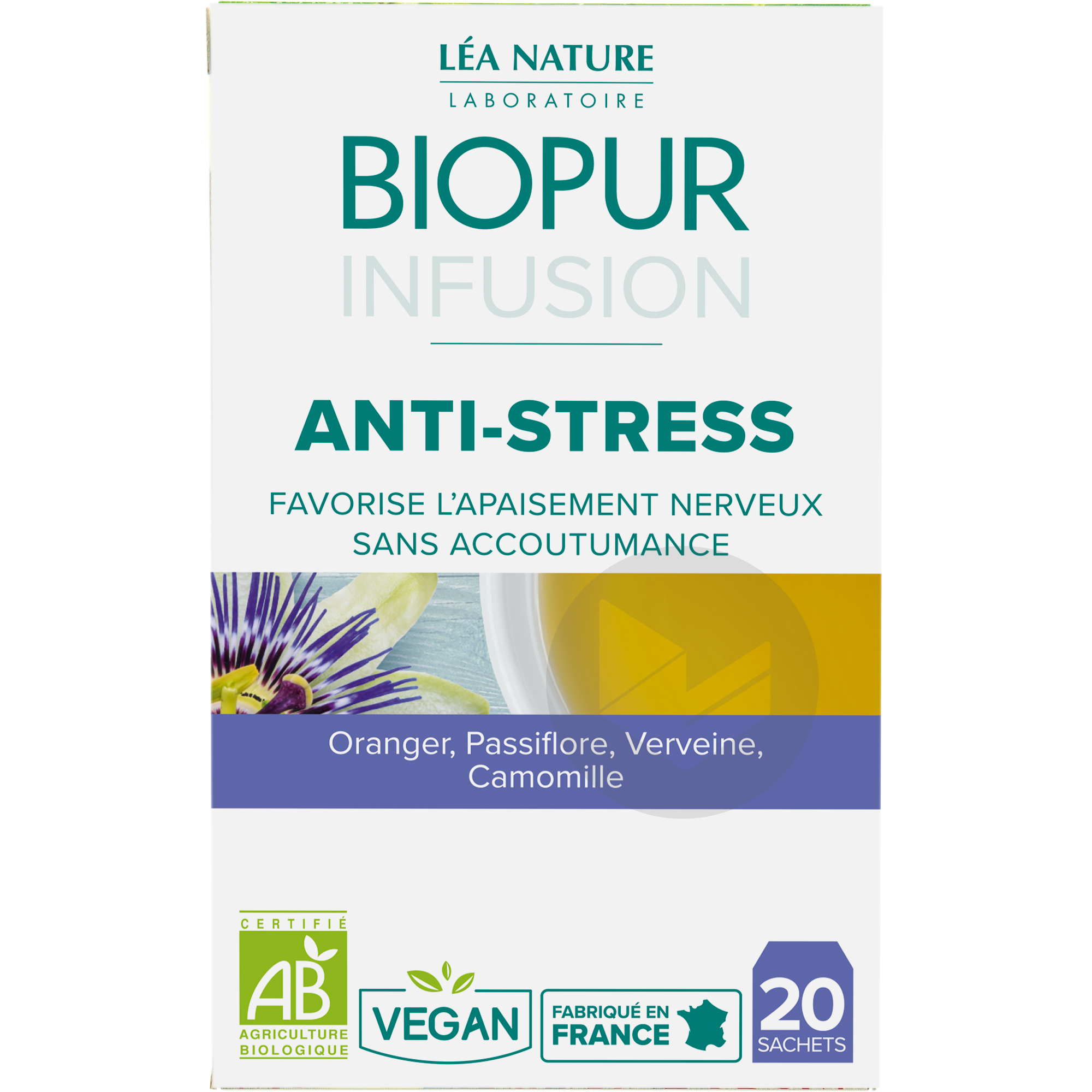 Infusion Anti Stress