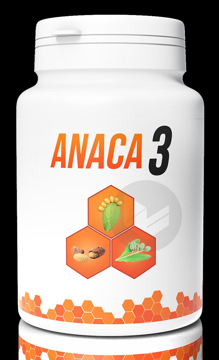 Anaca 3 Perte De Poids 90 Gelules