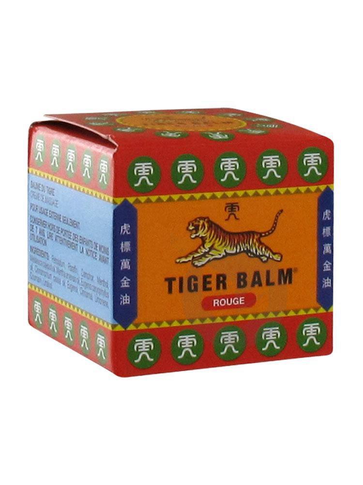 Balm Bme Du Tigre Extra Fort Rouge Pot 19 G