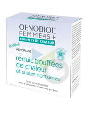 OENOBIOL FEMME 45+ Cpr bouffées de chaleur B/30