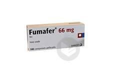 FUMAFER 66 mg Comprimé pelliculé (Flacon de 100)