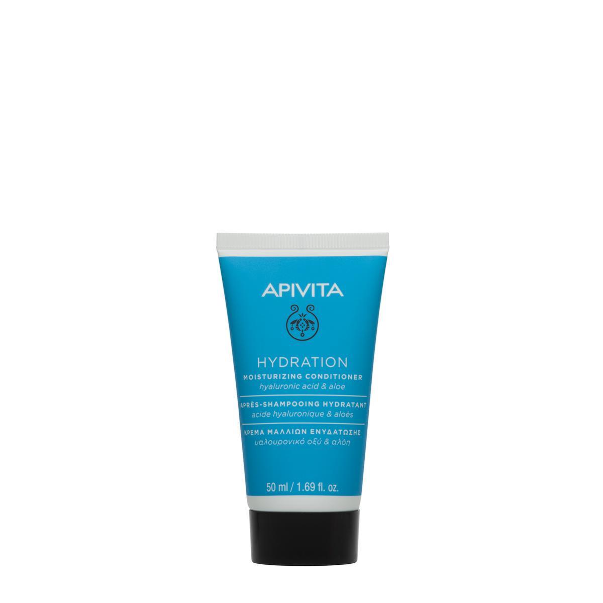Mini Apres Shampoing Hydratant Pour Tous Types De Cheveux 50 Ml