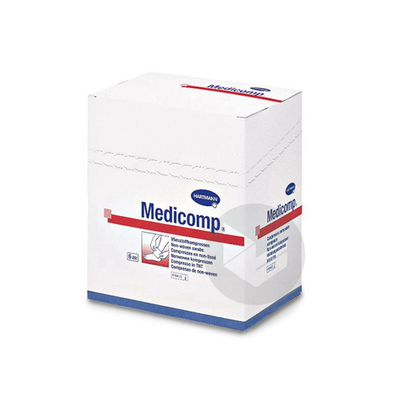 Medicomp Compr Sterile 7 5 X 7 5 Cm 50 Sach 2