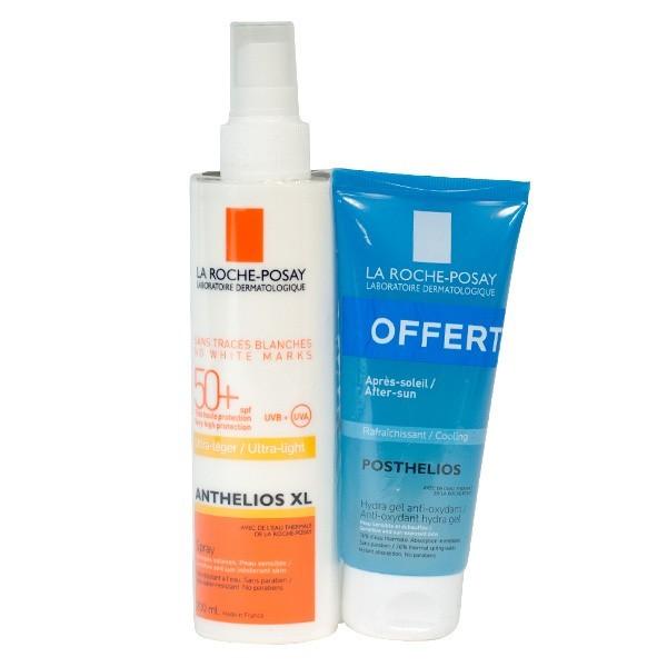 ANTHELIOS XL SPF50+ Spray avec parfum Fl/200ml+Posthelios offert
