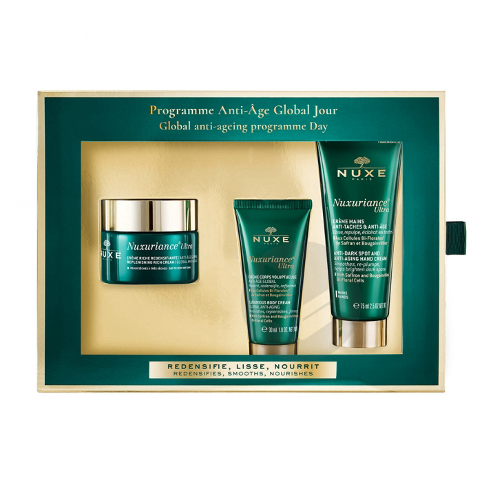 Nuxe Nuxuriance Coffret Programme anti-âge Global Jour