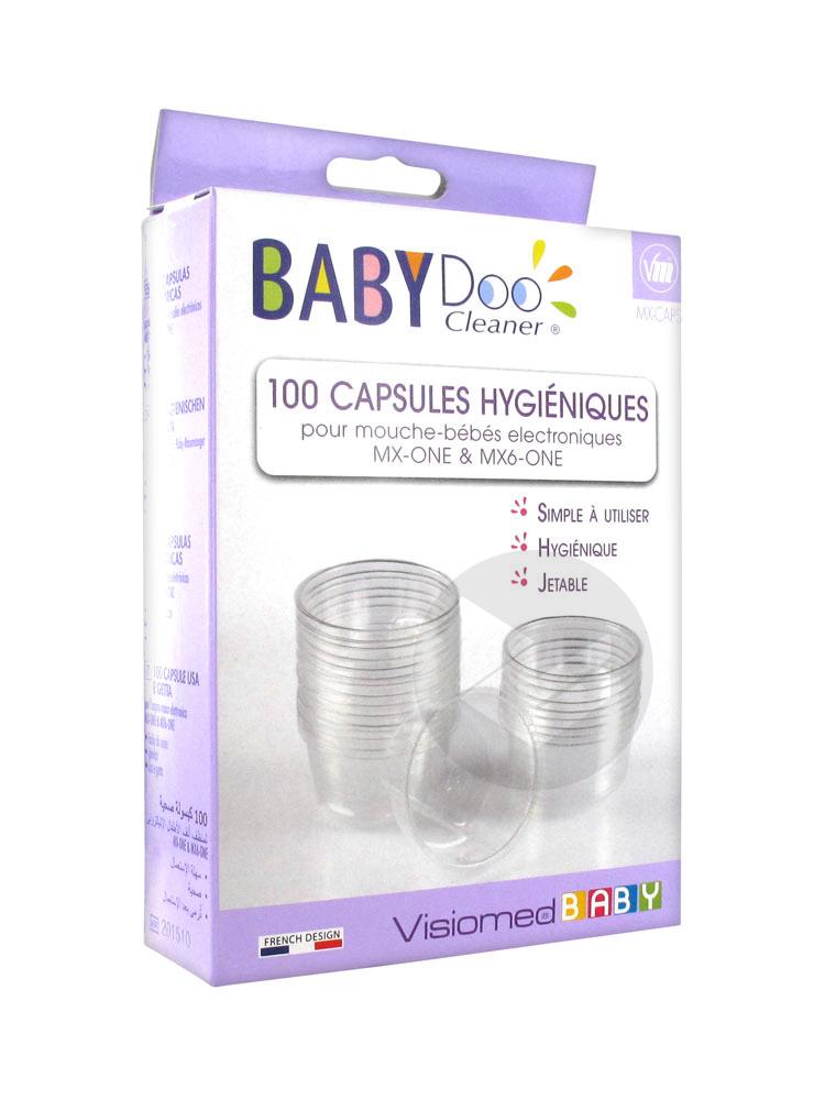 BABYDOO Caps jetable moucheBB B/100