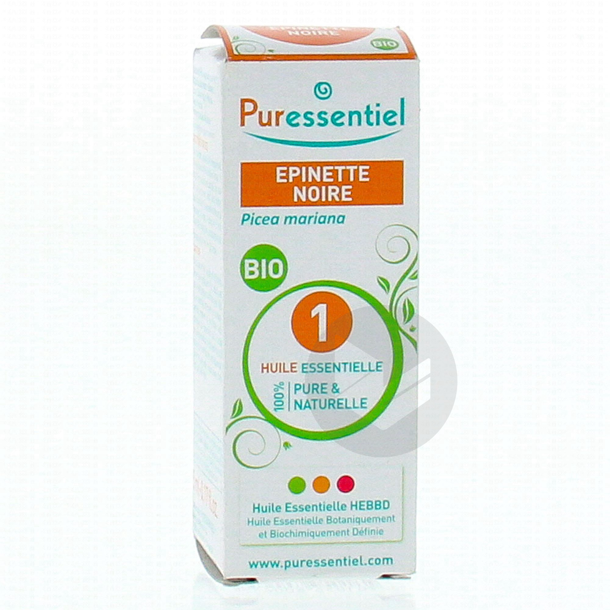 Puressentiel huile essentielle Epinette noire bio 5ml