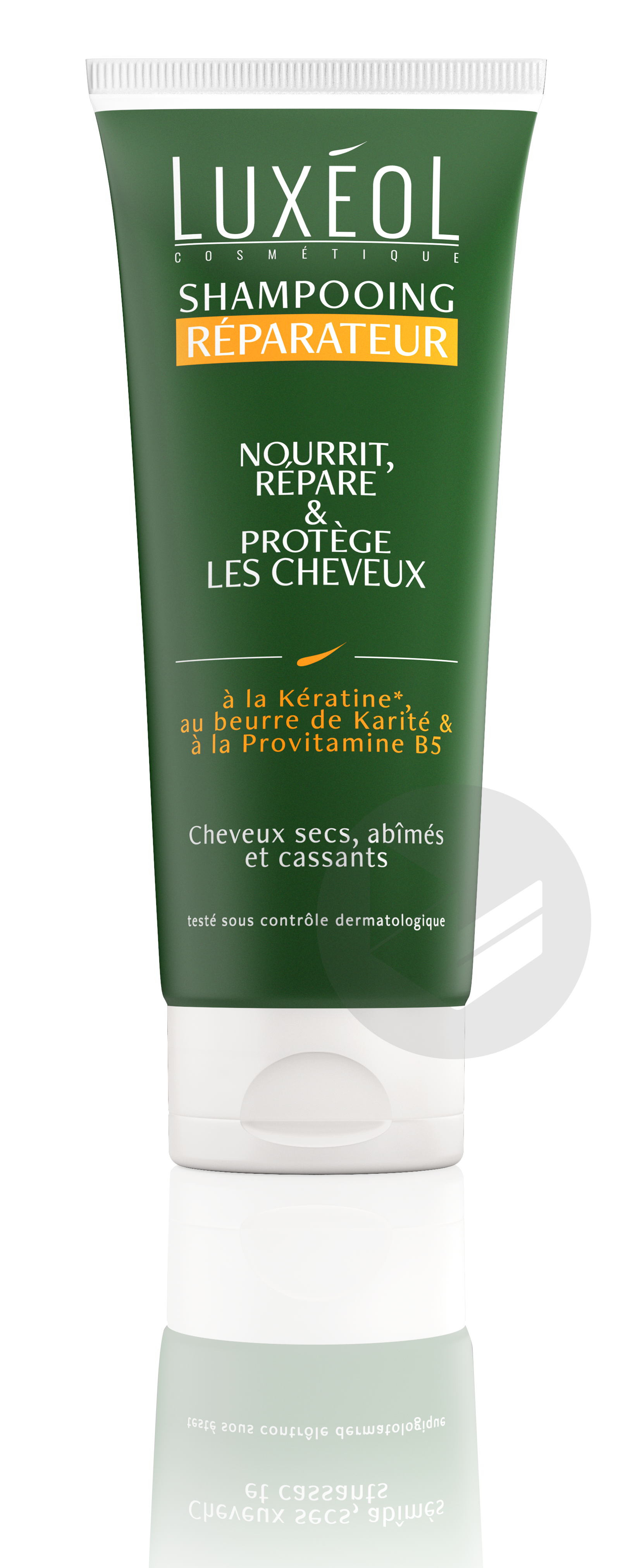 Luxeol Shampooing Reparateur