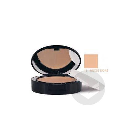 Toleriane Correcteur De Teint Mineral Compact Poudre 15 Dore