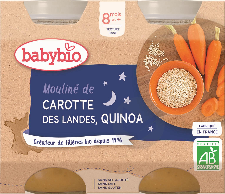 Pot Bonne Nuit Legumes Quinoa