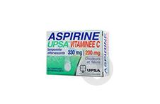 Upsa Vitamine C Comprime Effervescent Tamponnee Effervescente 2 Tubes De 10