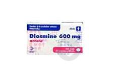 DIOSMINE ARROW 600 mg Comprimé pelliculé (Plaquette de 30)