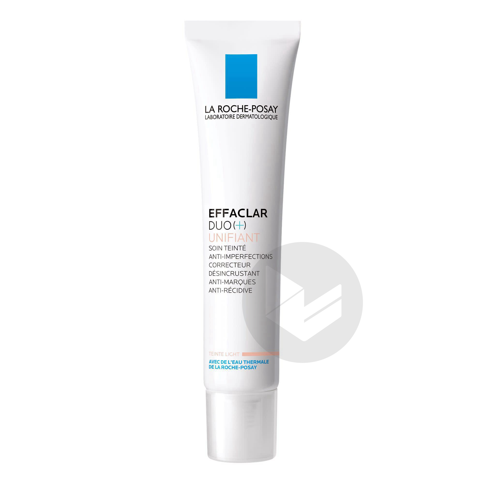 Effaclar Duo (+) Soin teinté anti-imperfections, anti-marques et anti-récidive (teinte light) 40ml, Teinte Light