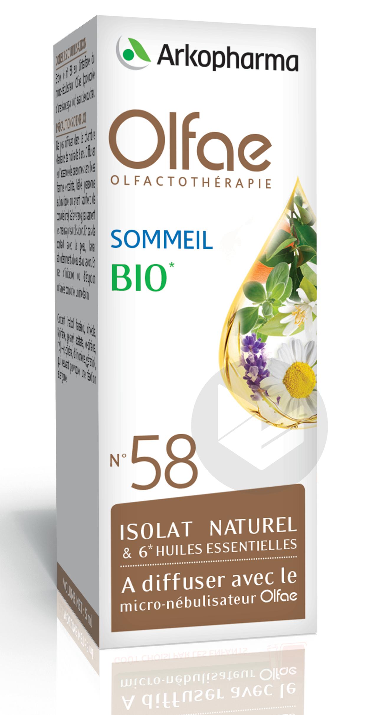 N 58 Complexe Sommeil Bio Olfae
