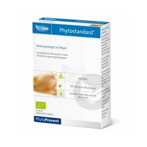 Phytostandard Plantain Gel B 20