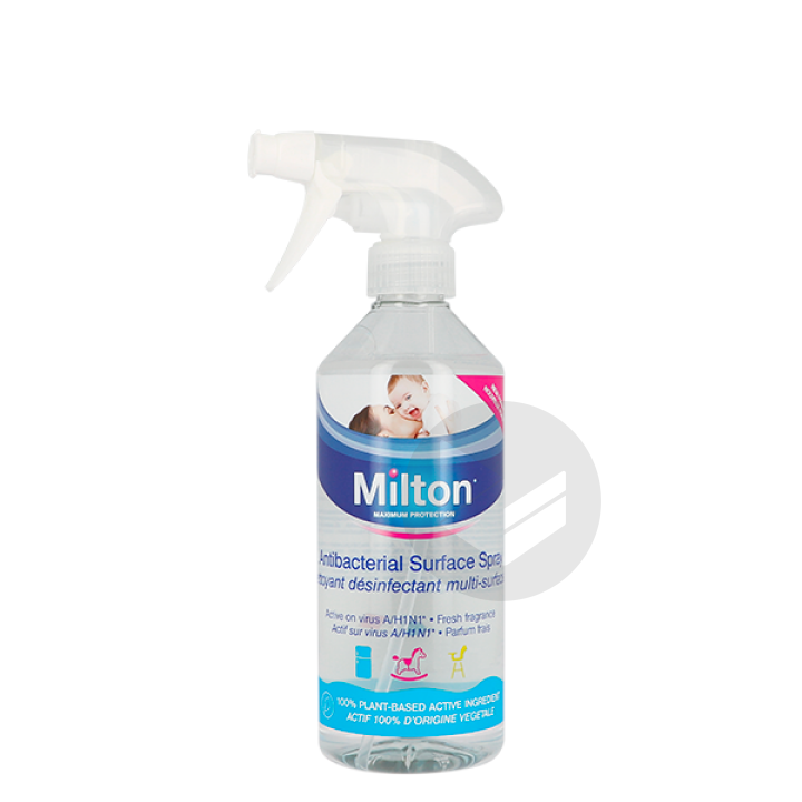 Nettoyant Desinfectant Multi Surfaces 500 Ml