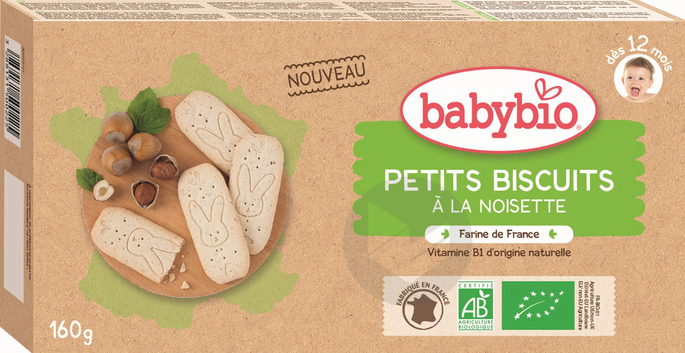 Petits Biscuits Noisette