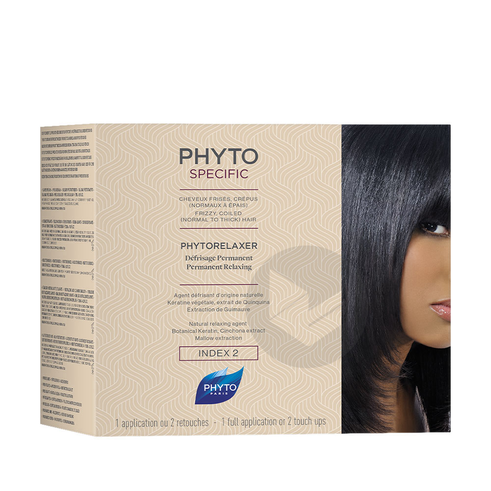 PHYTORELAXER DEFRISAGE PERMANENT INDEX 2