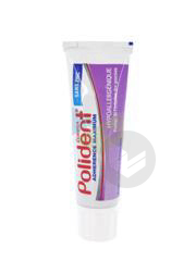 Hypoallergenique Cr Adhesive Appareil Dentaire T 40 G