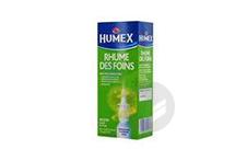 HUMEX 50 µ/dose Suspension pour pulvérisation nasale rhume des foins à la beclometasone (Flacon pulvérisateur de 100doses)